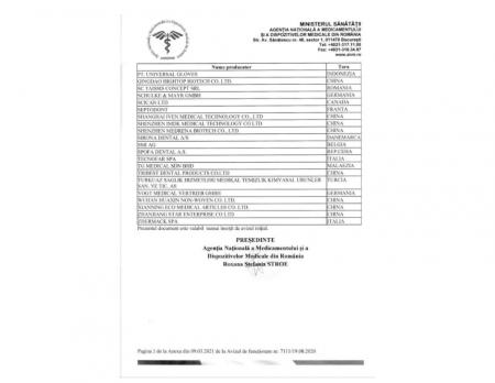 Teste rapide antigen COVID-19, Lepu Medical, set x 5 bucati, pentru uz profesional [4]
