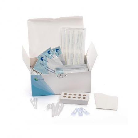 Test Antigen 4 In 1 (Saliva+Nazal) COVID-19 Easy Diagnosis Set 20 Buc [1]