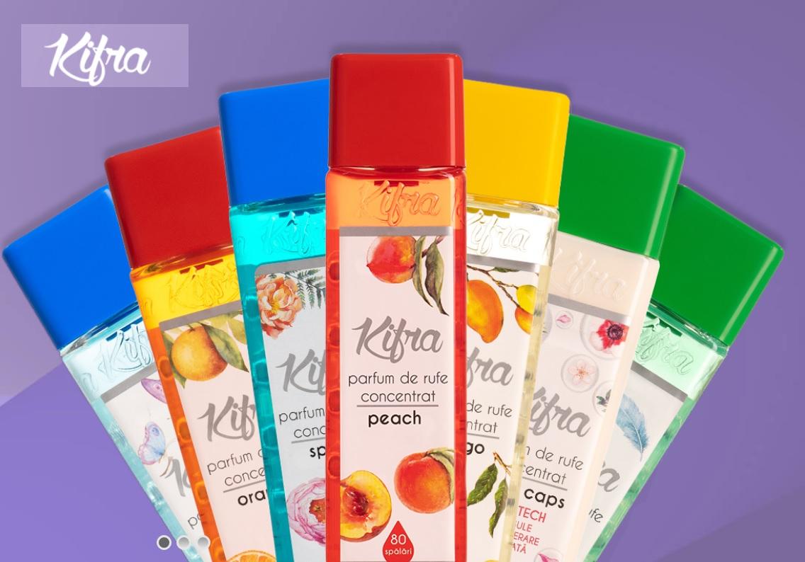 Parfumuri de rufe Kifra