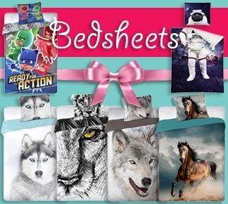 Lenjerii de pat de la Disney cu personaje din desene animate precum Cars, Minnie Mouse, Frozen, Winnie the Pooh, Angry Birds, gasesti acum la E-cadou