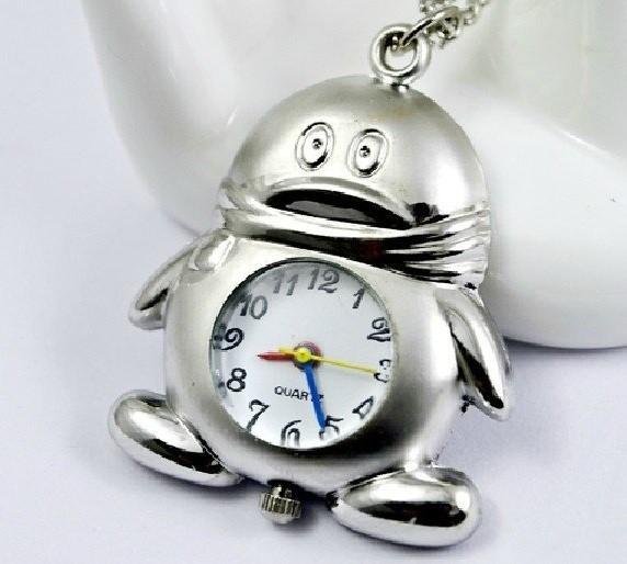 Ceas copii PINGUIN silver 0
