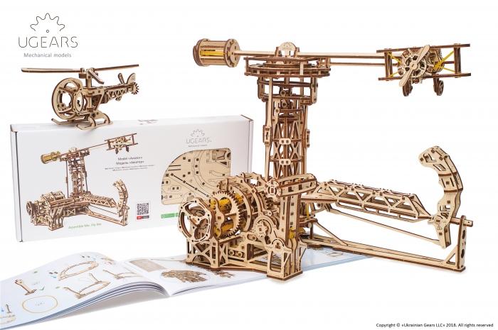 Aviator - model mecanic 1