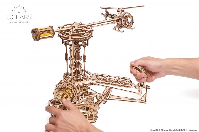 Aviator - model mecanic 2