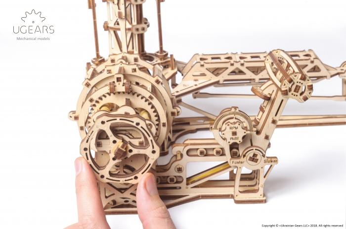 Aviator - model mecanic 4