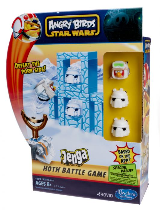 Angry Birds Star Wars  - Hot battle game +8ani 0