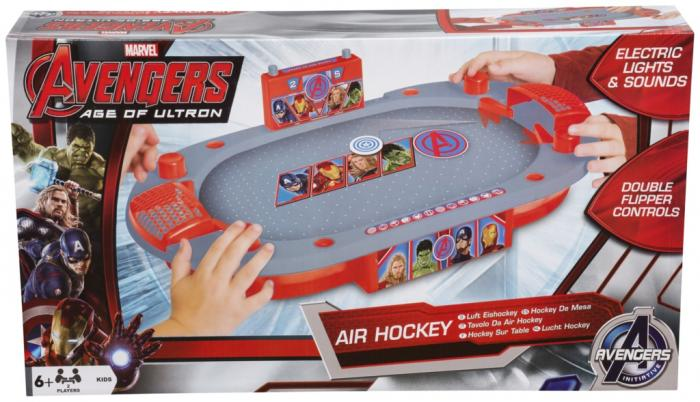 Avengers Air Hockey Game +6 ani 0