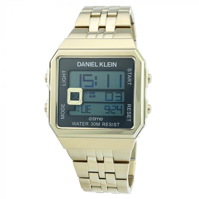 Ceas pentru barbati, Daniel Klein D Time, DK.1.12274.6 0