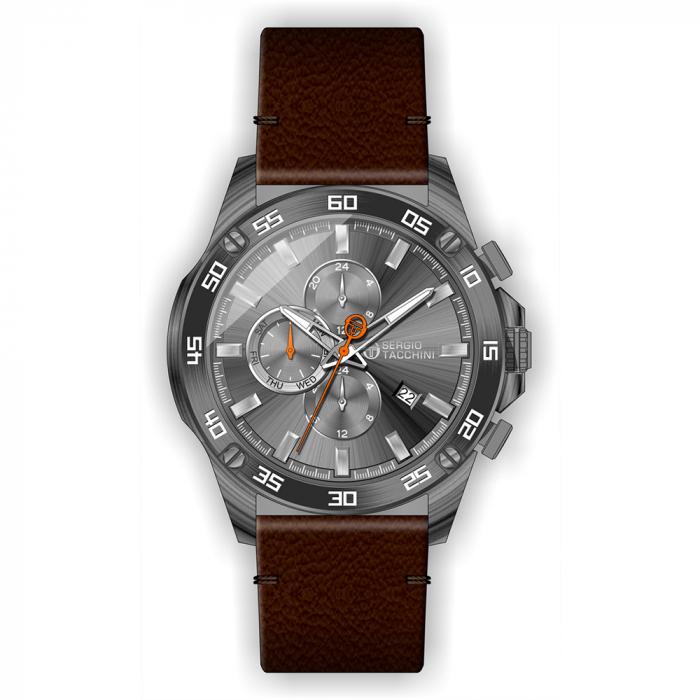 Ceas pentru barbati, Sergio Tacchini Archivio, ST.1.10041.5 [0]