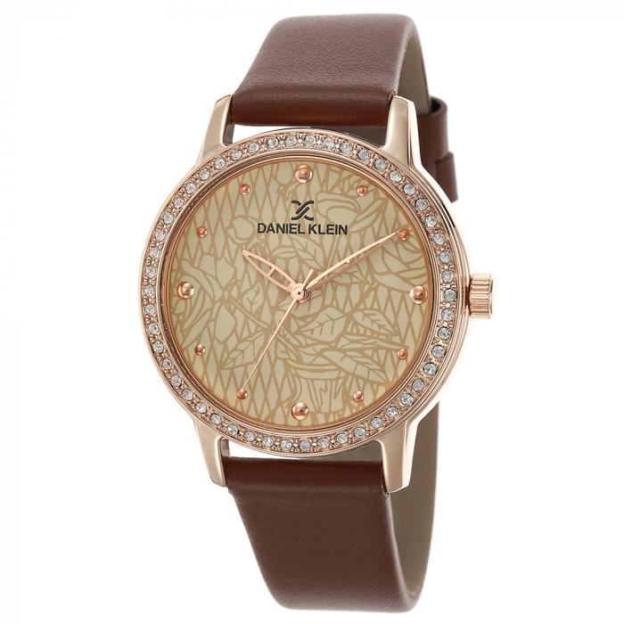 Ceas pentru dama, Daniel Klein Premium, DK.1.12498.3 [0]