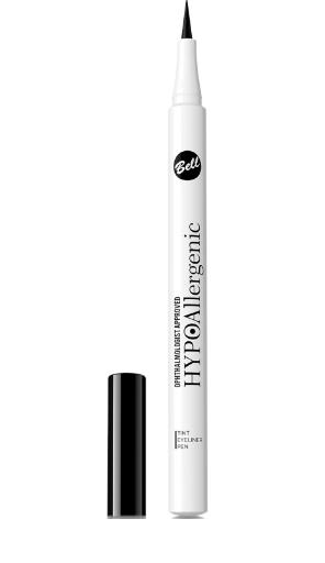 Eyeliner-marker carioca pentru pleoape Bell HypoAllergenic Long Wear Eye Pencil 01 [0]