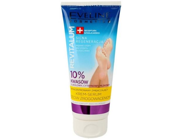 Cremă-ser pentru picioare, Revitalum 10% Urea, Eveline Cosmetics [0]