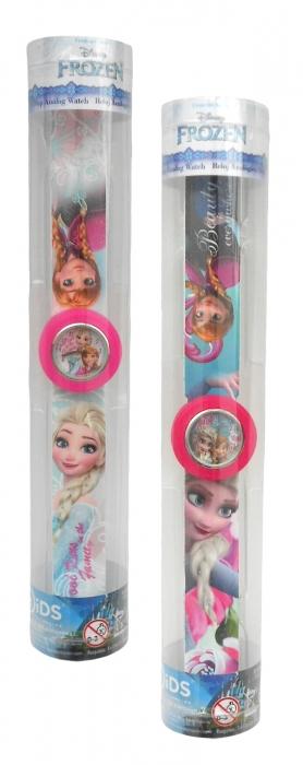 Ceas de mana analogic Frozen Disney 0