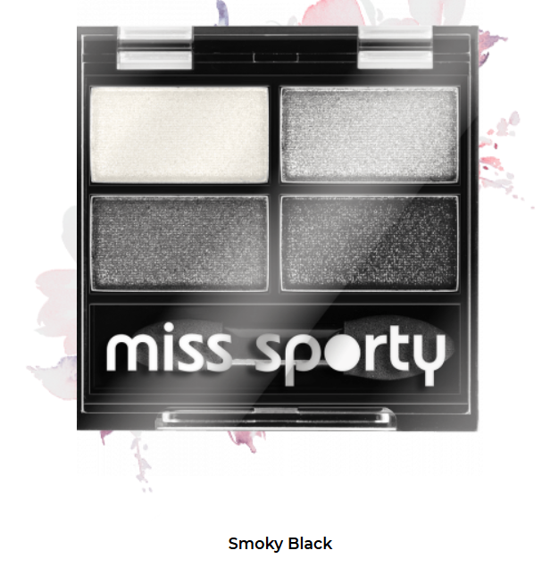 Fard de ochi Studio Color Quattro Eyeshadow Miss Sporty 404 0