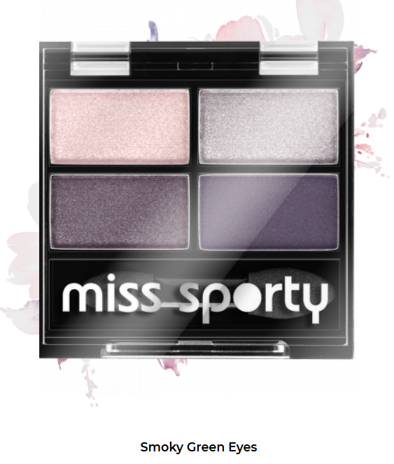 Fard de ochi Studio Color Quattro Eyeshadow Miss Sporty 402 0