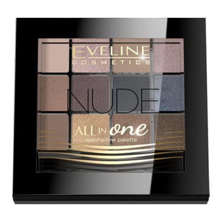 Fard de pleoape Eveline Cosmetics All in One - Nude 0
