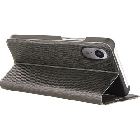 "Hama ""Slim Pro"" booklet for Apple iPhone X/Xs, grey  00184265 1"