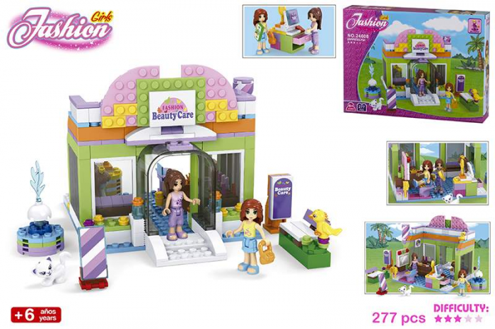 Joc de inteligenta - Lego pentru fete FASHION  Girls CB42831 0