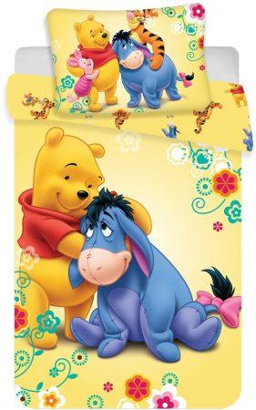 Lenjerie de pat licenta baby Disney Winnie the Pooh 100×135 cm, 40×60 cm  JFK014578 0