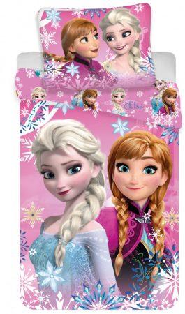 Lenjerie de pat licenta Disney Frozen  marime 140×200 cm, 70×90 cm JFK014141 [0]