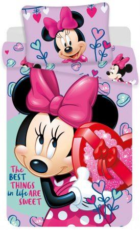 Lenjerie de pat licenta Disney Minnie marime 140×200 cm, 70×90 cm JFK016794 0
