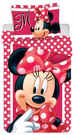 Lenjerie de pat licenta Disney Minnie Mouse marime 140×200 cm, 70×90 cm JFK023068 0
