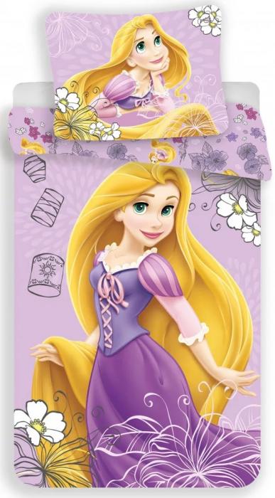 Lenjerie de pat pentru copii Princess 140×200cm, 70×90 cm 0