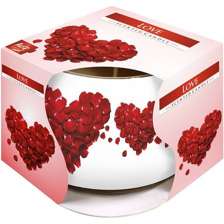 Lumanare parfumata SNs71-05, LOVE 0