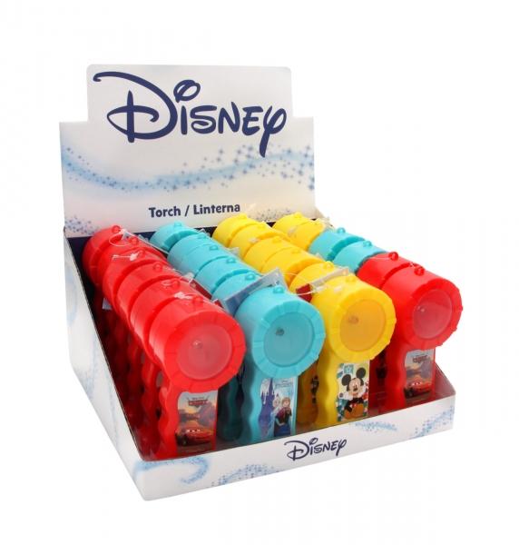 Cars, Frozen & Mickey Mouse - Lanternă 0
