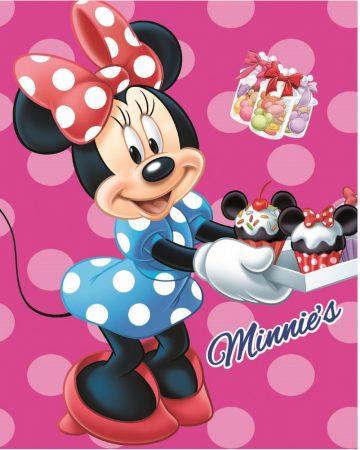 Pătură Disney Minni Mouse pentru copii marime 120x150cm CTL69832A 0