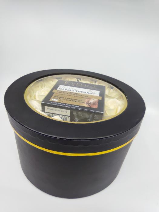 Pachet de LUX,  Crema concentrata anti-rid Royal Caviar 40+, Eveline Cosmetics,Edition De Luxe [2]