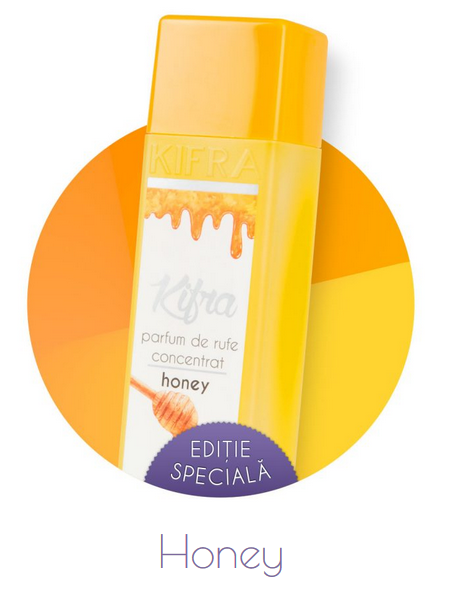Parfum rufe Kifra HONEY - EDITIE LIMITATA 0