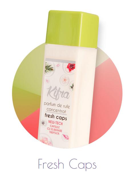 Parfum rufe Kifra Natural FreshCaps 0