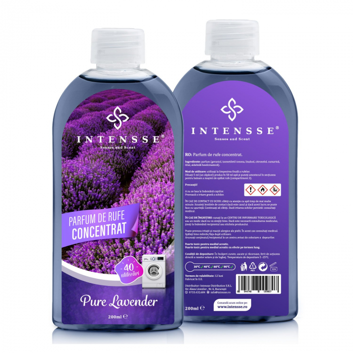 Parfum rufe LUX Pure Lavender - Gama Intensse, gama  pe uleiuri esentiale [1]