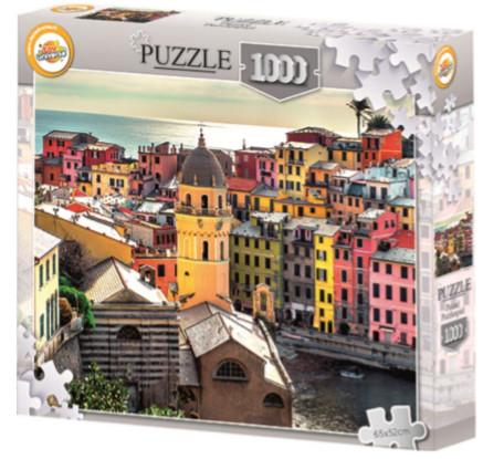 Puzzle New City  1000 piese ARJ006525B 0