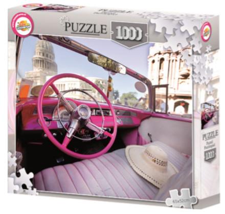 Puzzle New City 1000 piese ARJ006525F 0