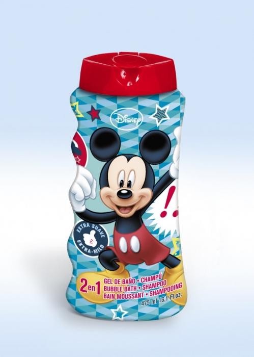SAMPON SI BALSAM PENTRU COPII, Mickey Mouse DISNEY [0]