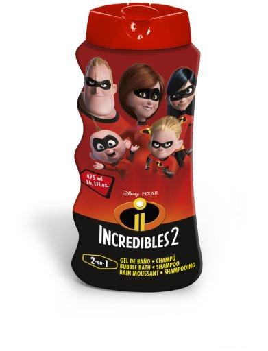 SAMPON SI BALSAM PENTRU COPII, Incredibles2 0