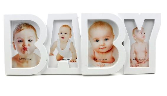Rama foto BABY  cu 4 fotografii 45 CM X 19 CM [0]
