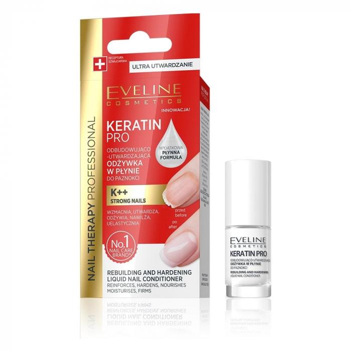 Tratament Eveline Keratin Pro 0