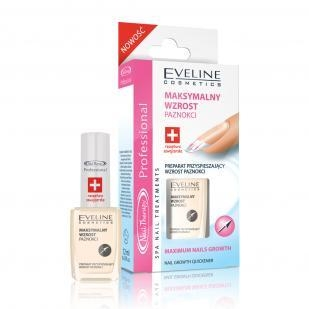 Tratament Profesional Unghii - Cresterea Rapida a Unghiilor  Eveline Cosmetics 1