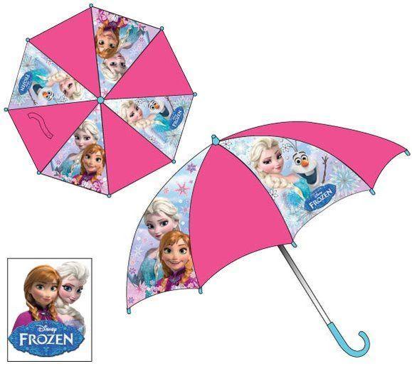 Umbrela de copii Frozen - Gama Disney 0
