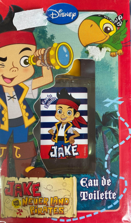 Apa de toaleta Jake Neverland Pirates, 50ml, produs in Spania
