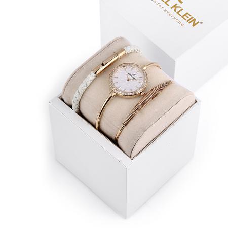 Ceas pentru dama, Daniel Klein Gift Set, DK12100-3