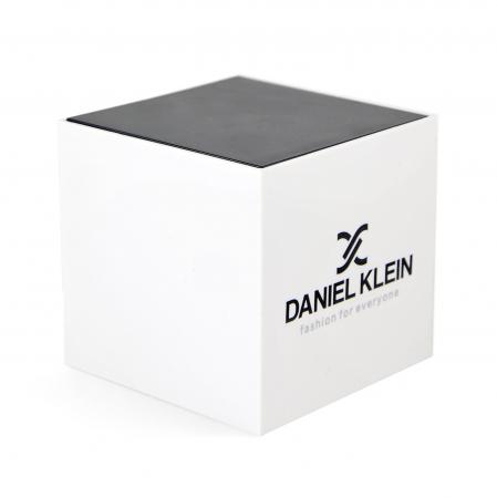 Ceas pentru dama, Daniel Klein Premium, DK11374-5, maro inchis1