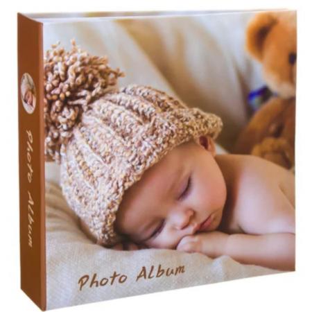 Set Album foto model Born Baby, 200 poze, 22 x 22 cm  si urs din plus 30cm [1]