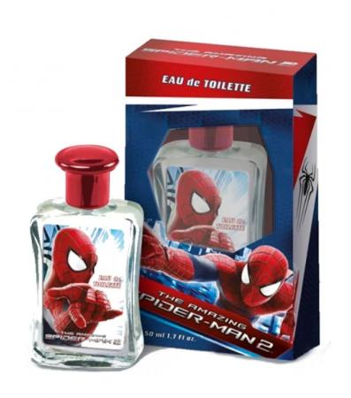 Apa de toaleta SpiderMan 50ml, produs in Spania