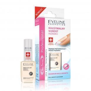 Tratament Profesional Unghii - Cresterea Rapida a Unghiilor  Eveline Cosmetics