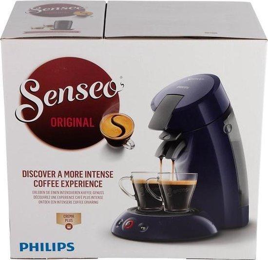 Philips Senseo HD7806 Albastru inchis 3
