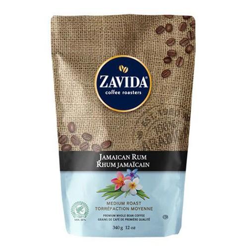 Cafea Zavida rom Jamaica (Jamaican Rum Coffee) [0]