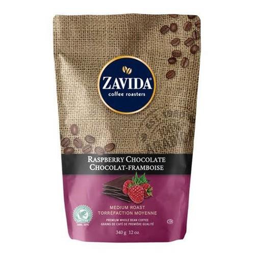 Cafea Zavida aroma zmeura si ciocolata (Raspberry Chocolate Coffee) 0